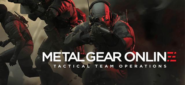 Metal Gear Online beta
