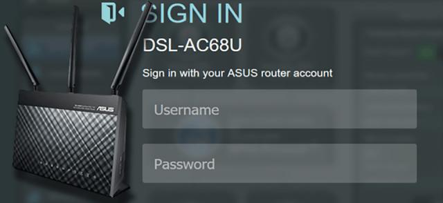 Fix ASUS DSL-AC68U slow wifi