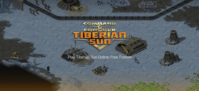 Play CC Tiberian Sun on Windows 10