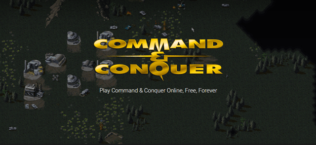 Play Command and Conquer on Windows 10