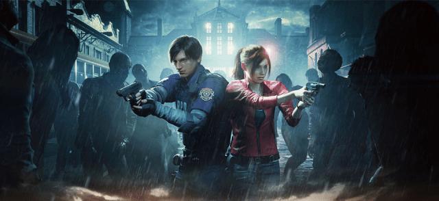 Resident Evil 2 remake 2019 bug fixes