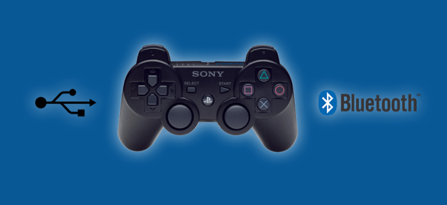 Use PS3 and PS4 controller on Windows 10